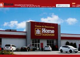 Home Hardware 2017 de Newport et Anses-à-Beaufils